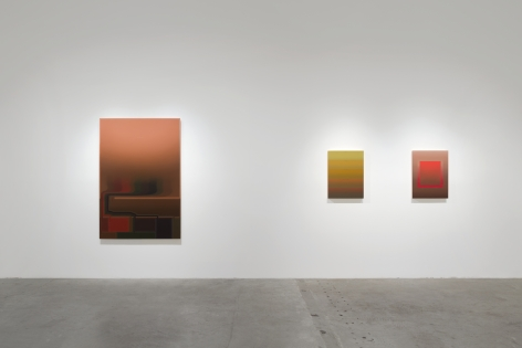 Installation View of Nicolas Grenier:One Day Mismatched Anthems Will Be Shouted In Tune