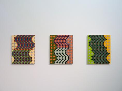 Installation View of Geoffrey Todd Smith: Secret Lives of Rainbows