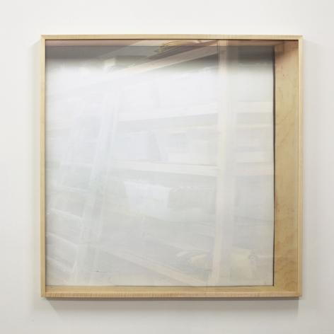 Chris Engman Reflection, 2014 Digital Print 42.5 x 42.5