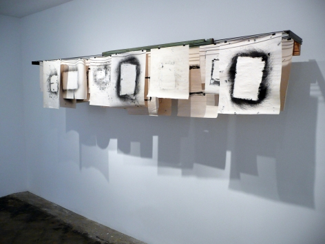 Installation View of Gustabo Velasquez: Sinner and Saint/ Pecador Y Santo