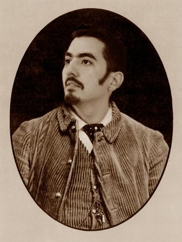 Ken Gonzales-Day Untitled #1 (Portrait of Nepomuceno), 1994