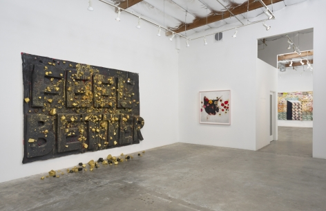 Installation view of Feel Better