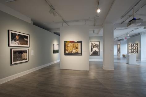 Installation View ofKen Gonzales Day: Shadowlands