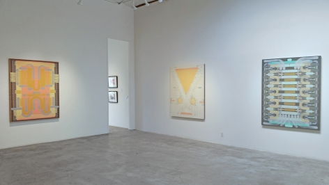 Installation View of  Lily Stockman:Women