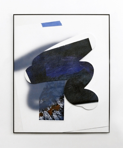 Kate Bonner Passing through each other, 2016  Digital prints on MDF  60 x 48 x 3 in.