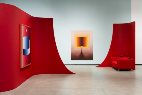 Installation View of the Sobey Art Award Exhibition at the National Gallery of Canada