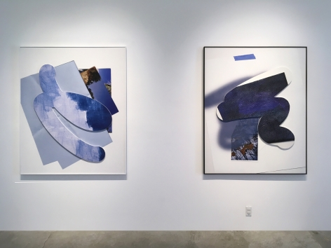 Installation View of Kate Bonner: The Other Side is This Side