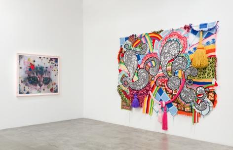 Installation View of MIYOSHI BAROSH: LOVE