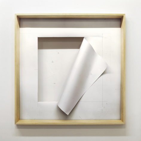 Chris Engman Disruption, 2014 Digital Print 42.5 x 42.5 in.