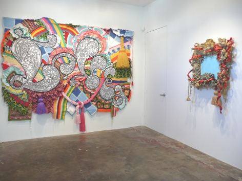 Installation of View of Miyoshi Barosh: Delirium