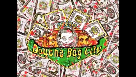 Clip of Federico Solmi: Douche Bag City