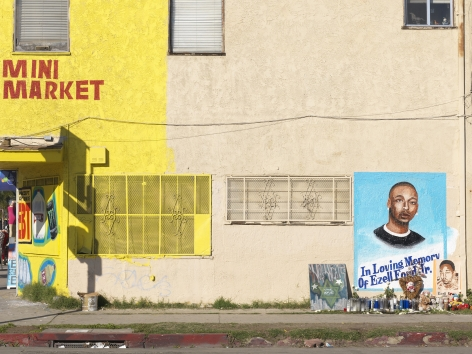 Ken Gonzales-Day Mini Market, Los Angeles, CA, 2014 Edition of 5: image 22 x 30 in. (overall 28 x 36 in.)  Edition of 15: image 12 x 16 in. (overall 16 x 20 in.)
