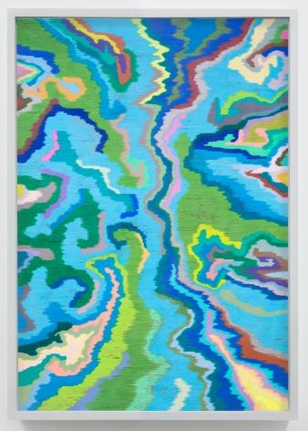 Dennis Koch Scrambled Channel (Danny's Octopus), 2014