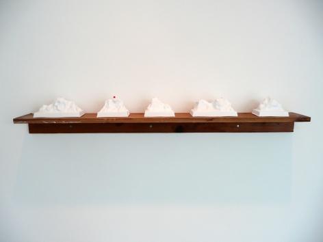 Installation View of Allison Wiese: Vista