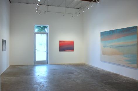 Installation View of Mara De Luca: saltus fidei   Leap of Faith
