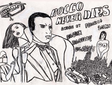 Federico Solmi Rocco Never Dies, 2005