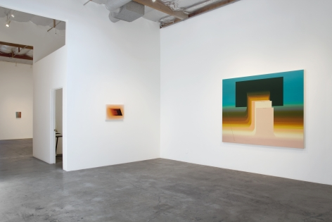 Installation View of Nicolas Grenier:Dumfounded Prophets