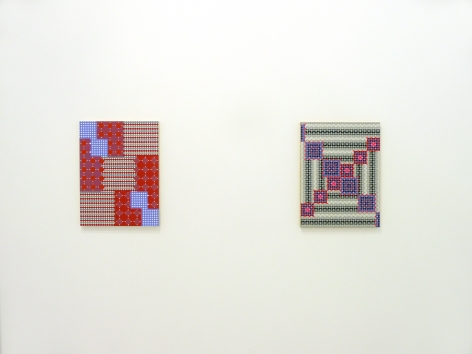 Installation View of Geoffrey Todd-Smith: Casual X