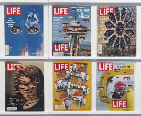 Dennis Koch Life Cutouts, 2019