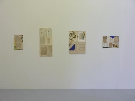 Exhibition View of Robert Kushner: Thirty Literary Nudes