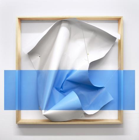 Chris Engman Acrylic on Paper II, 2020