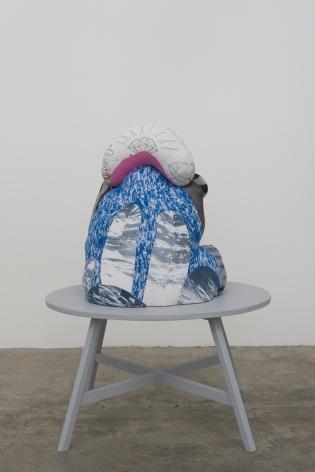 Miyoshi Barosh  Model for Monument to Accelerating Impermanence, 2013