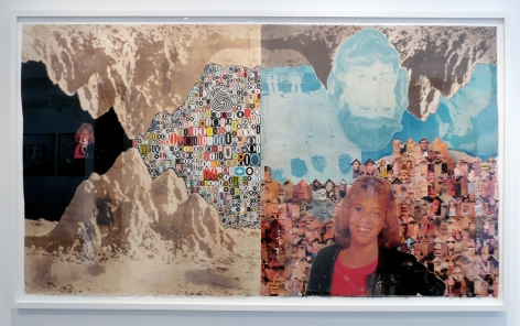 Installation View of Jason Sherry: Time Space Trials and the Packrat Dirge