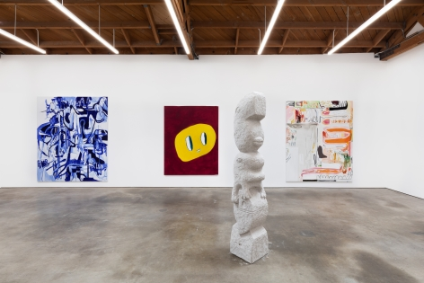 Installation shot of Five Year Anniversay Show (June 27–August 31, 2020). Nino Mier Gallery, Los Angeles, CA 13