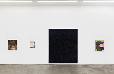 Installation View of SURFACES (April 14 - May 8, 2021) Nino Mier Gallery, Los Angeles, CA