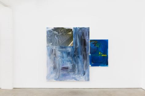 Installation view of Peter Bonde, Mirror Man, June 30 - July 31, 2021