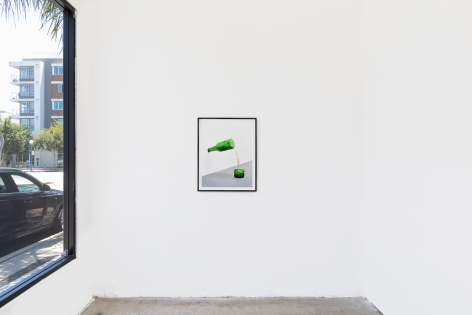 Installation view 2 of Alwin Lay: Rollout (July 20 – August 31, 2019) at Nino Mier Gallery, Los Angeles