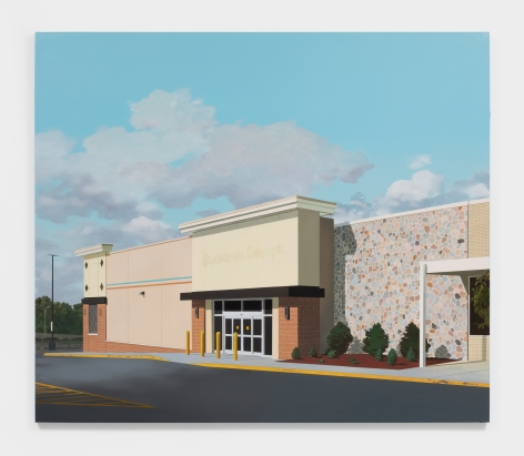Jake Longstreth Seasonal Concepts, 2021 Oil on canvas 72 x 84 in 182.9 x 213.4 cm (JLO21.018)