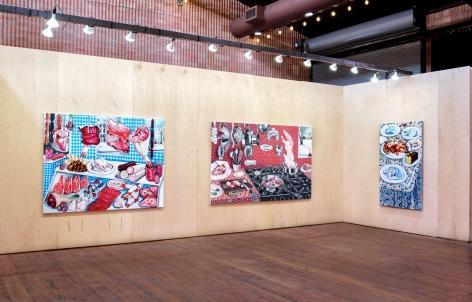 Installation View of Nikki Maloof: MARFA Invitational (April 22-25, 2021)