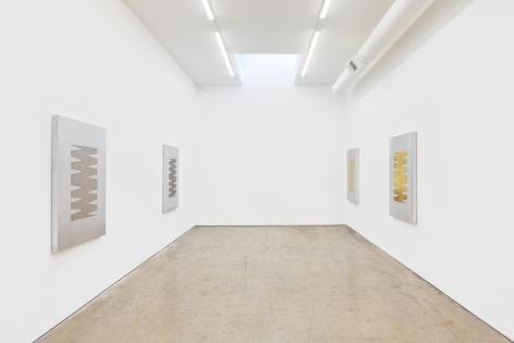 Installation View of Zak Kitnick: Shapes (January 22–February 27, 2020) Nino Mier Gallery, Los Angeles, CA 3