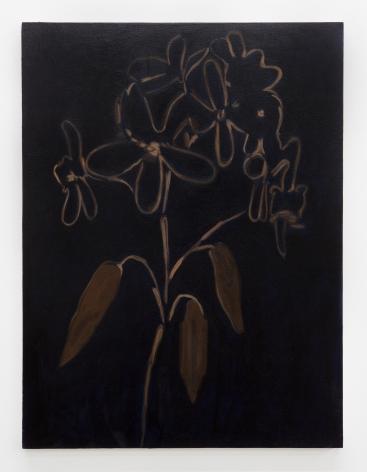 Alexandria Tarver New painting - nights, 22, 2021 Oil on panel 24 x 18 in 61 x 45.7 cm (ATA21.002)