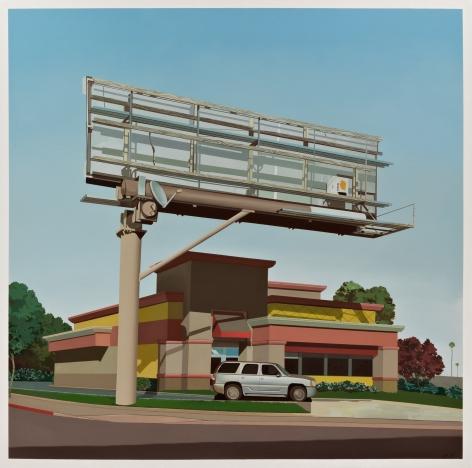 "Jake Longstreth, ""Phillips Ranch Road"", 2019"