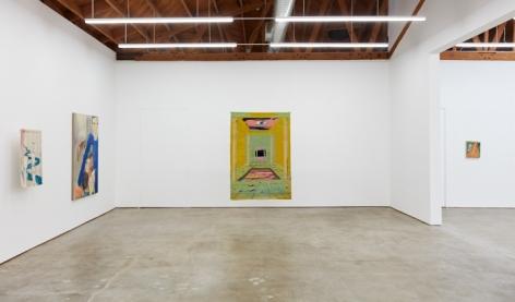 Installation 6 of Tomasz Kowalski: Release of Everlasting Somersault (November 17 - December 29, 2018), Nino Mier Gallery, Los Angeles, CA