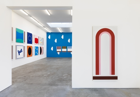 Installation view 3 of Thomas Wachholz: Books and Boxes (July 20-August 31, 2019) at Nino Mier Gallery, Los Angeles