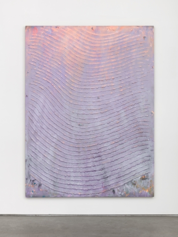 Andrew Dadson Sunset Wave, 2021 Oil and acrylic on linen 80 x 60 x 2 1/2 in 203.2 x 152.4 x 6.3 cm (ADA21.006)