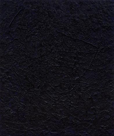 Jana Schröder, Kinkrustation PB14, 2017. Papermaché, acrylic and oil on canvas. 94 1/2 x 78 3/4 in, 240 x 200 cm (JSR17.068)