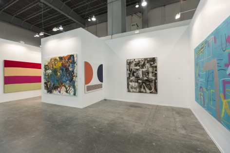 Installation view 4 of Zona Maco, Mexico City, 2020