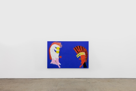 "Installation View of ""John Singer and Spiros Antonapoulos"""