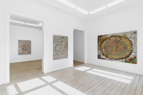 Installation View of Mindy Shapero, Lost in Space (April 22–June 6, 2021)