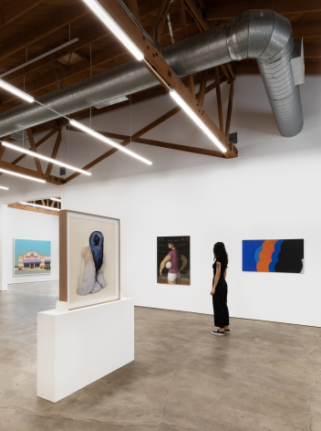 Installation shot of Five Year Anniversay Show (June 27–August 31, 2020). Nino Mier Gallery, Los Angeles, CA 14