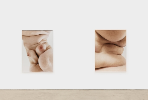 Installation View of Polly Borland, Nudie, Nino Mier Gallery, Los Angeles