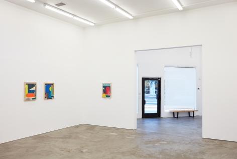 Installation view 5 of Bernard Buhmann: My Automatic Me (October 6 - November 17, 2018) at Nino Mier Gallery, Los Angeles