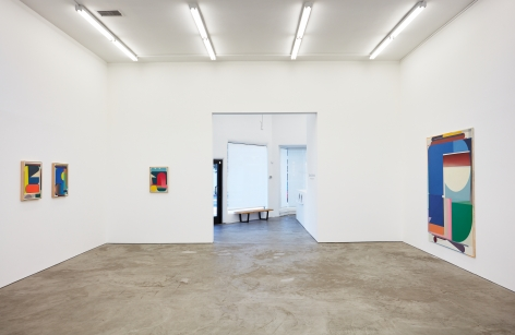 Installation view 4 of Bernard Buhmann: My Automatic Me (October 6 - November 17, 2018) at Nino Mier Gallery, Los Angeles