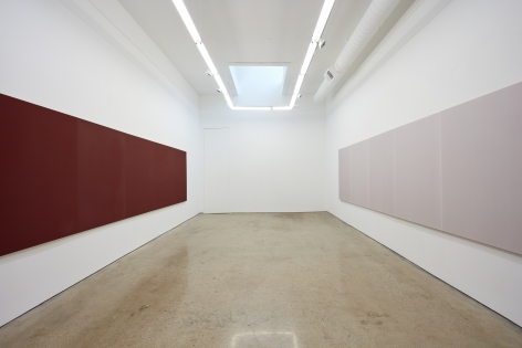 Installation view 3 of Thomas Wachholz: Strike Gently (January 16-February 27, 2016) at Nino Mier Gallery, Los Angeles