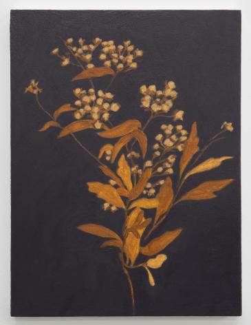 Alexandria Tarver New painting - nights, 4, 2021 Oil on panel 12 x 9 in 30.5 x 22.9 cm (ATA21.003)