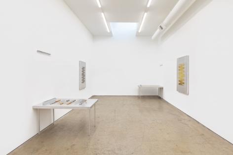 Installation View of Zak Kitnick: Shapes (January 22–February 27, 2020) Nino Mier Gallery, Los Angeles, CA 7